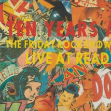 Discos de vinilo: TEN YEARS AFTER – THE FRIDAY ROCKSHOW SESSIONS - LIVE AT READING SELLO: TALKING ELEPHANT RECORDS –. Lote 293951738