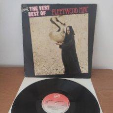 Discos de vinil: FLEETWOOD MAC - THE VERY BEST OF FLEETWOOD MAC. Lote 293953488