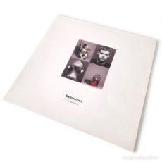 Discos de vinilo: PET SHOP BOYS - BEHAVIOUR. Lote 293958158