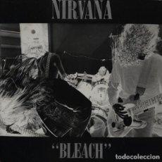 Discos de vinilo: NIRVANA LP VINILO BLEACH. Lote 293960363