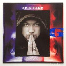 Discos de vinilo: ERIC GADD – ON DISPLAY , SWEDEN 1993 WEA. Lote 293962093