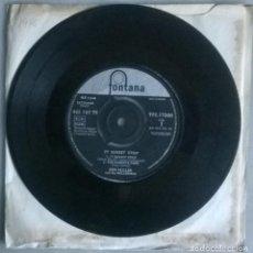 Discos de vinilo: BOB MILLER & THE MILLERMEN. 77 SUNSET STRIP/ BUSKER'S TUNE/ MANHUNT/ JOEY'S SONG FONTANA UK 1960 BSO. Lote 293968568
