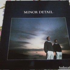 Discos de vinilo: MINOR DETAIL – MINOR DETAIL SELLO: POLYDOR – 815 004-1 (LP''). NUEVO. MINT / NEAR MINT. Lote 293969628