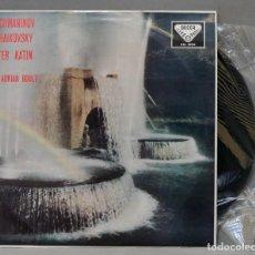 Discos de vinilo: LP. RACHMANINOV. TCHAIKOVSKY. PETER KATIN. BOULT. Lote 293970808