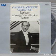 Discos de vinilo: LP. VLADIMIR HOROWITZ COLLECTION. BEETHOVEN. Lote 293970923
