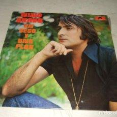 Discos de vinilo: VINILO LP NINO BRAVO - UN BESO Y UNA FLOR. Lote 293981178