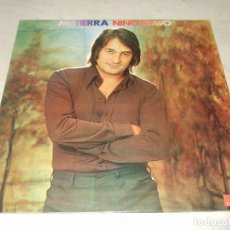 Discos de vinilo: VINILO LP NINO BRAVO - MI TIERRA. Lote 293981188