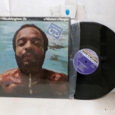 Discos de vinilo: GROVER -WASHINGTON J R -MISTER MAGIC--MOTOWN RECORDS- RCA--1982 -MADRID--. Lote 293994418