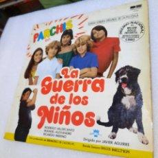 Discos de vinilo: PARCHIS – LA GUERRA DE LOS NIÑOS. Lote 294000058