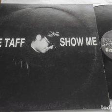 Discos de vinilo: JOE TAFF* – SHOW ME-LP-ITALIA-1995-. Lote 294002268
