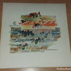 Discos de vinilo: LP THE DURUTTI COLUMN LC NUEVOS MEDIOS 1982 ESPAÑA ENCARTE. Lote 294006833