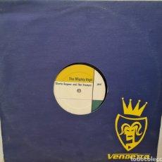 Discos de vinilo: MAXI - GLORIA GAYNOR AND THE TRAMPS - THE MIGHTY HIGH - ESPAÑA 1999. Lote 294017993