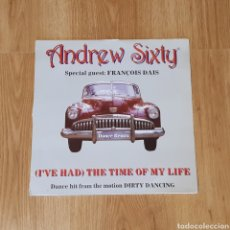 Discos de vinilo: MAXI ANDREW SIXTY I'VE HAD THE TIME OF MY LIFE MAX MUSIC 1995. Lote 294018163