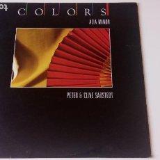 Discos de vinilo: PETER & CLIVE SARSTEDT - ASIA MINOR. Lote 294019408
