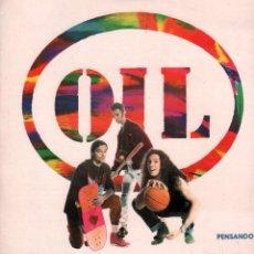 Discos de vinilo: OIL - PENSANDO / LP CFE DE 1991 / BUEN ESTADO RF-10602. Lote 294025228