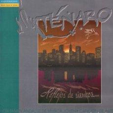 Discos de vinilo: TENARO - REFLEJOS DE SIEMPRE.../ CANCION DE AUTOR / LP DE 1993 / BUEN ESTADO RF-10603. Lote 294025373