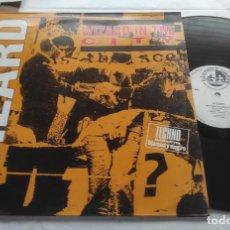 Discos de vinilo: WIZARD – WIZARD IN THE CITY-LP-ESPAÑA-1991-. Lote 294025693