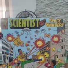 Discos de vinilo: VINILO SCIENTIST MEETS THE SPACE INVADERS. Lote 294028563