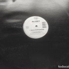 Discos de vinilo: DJ ICEY – NOT A TEST- MAXI-USA-1998-. Lote 294029018
