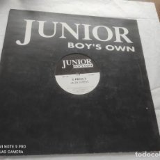 Discos de vinilo: X-PRESS 2 – LONDON X-PRESS-MAXI-UK-1993-. Lote 294029473