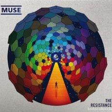Discos de vinilo: MUSE, THE RESISTENCE, DOBLE LP, COMO NUEVO.. Lote 294030173