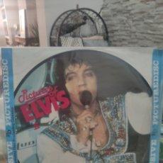 Discos de vinilo: VINILO PICTURES OF ELVIS. Lote 294031013