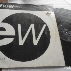 Discos de vinilo: SNOW – INFORMER- MAXI-EUROPE-1993-. Lote 294032318