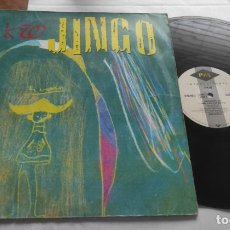 Discos de vinilo: FKW – JINGO- MAXI-UK-1994-. Lote 294032803