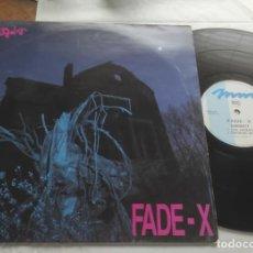 Discos de vinilo: FADE-X – CURIOSITY- MAXI-ESPAÑA-1991-. Lote 294033918