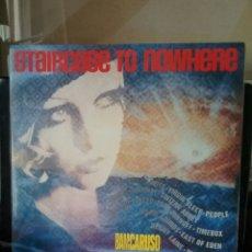 Discos de vinilo: STAIRCASE TO NOWHERE BAM CARUSO 1986 DECCA RECORDS.PSICODELIA. Lote 294039533