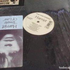Discos de vinilo: MX. HARRIET - TEMPLE OF LOVE. Lote 294041143