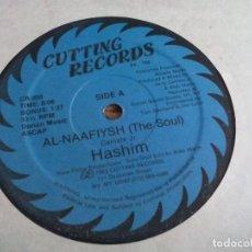 Discos de vinilo: MX. HASHIM - AL- NAAFIYSH. Lote 294049818