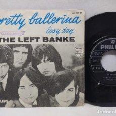 Discos de vinilo: THE LEFT BANKE- PRETTY BALLERINA. SINGLE.BUEN ESTADO. Lote 294051378