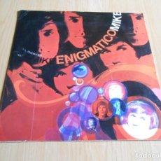 Discos de vinilo: MIKE KENNEDY - ENIGMATICO -, LP, LA LLUVIA + 11, AÑO 1969. Lote 294056083