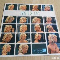 Discos de vinilo: SYLVIE VARTAN - SYLVIE -, LP, IT Y A DEUX FILLES EN MOI + 11, AÑO 1966. Lote 294064368