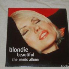 Dischi in vinile: BLONDIE - BEATIFUL, THE REMIX ALBUM. Lote 294083708