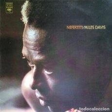 Discos de vinilo: MILES DAVIES NEFERTITI. Lote 294089053