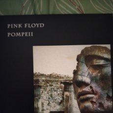 Discos de vinilo: PINK FLOYD. POMPEI. DOBLE LP. VINILOS DE COLORES. VER FOTOS.. Lote 294095013