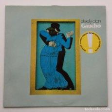 Discos de vinilo: STEELY DAN – GAUCHO , GERMANY 1984 MCA RECORDS. Lote 294099648