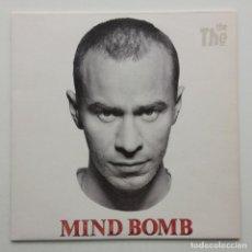 Discos de vinilo: THE THE – MIND BOMB , HOLANDA 1989 EPIC. Lote 294101898