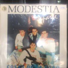 Discos de vinilo: MODESTIA APARTE. COSAS DE LA EDAD.. Lote 294108718