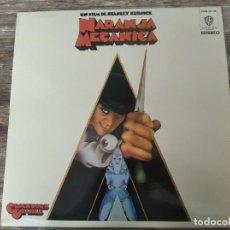 Discos de vinilo: WALTER CARLOS - NARANJA MECÁNICA BSO **** LP ESPAÑOL 1972 GRAN ESTADO. Lote 294111518