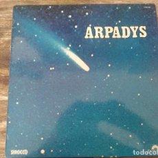 Discos de vinilo: ARPADYS - M/T **** RARO LP ORIGINAL FRENCH COSMIC DISCO 1977. Lote 294111923