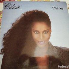 """Discos de vinilo: CELESTE* – HEY BOY. 1987. SELLO: MAX MUSIC – MAX 250 (12""""),NUEVO. MINT / NEAR MINT. ITALO DISCO. Lote 294112483"""