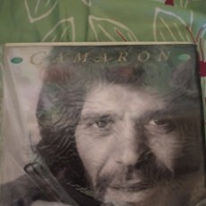 Discos de vinilo: CAMARÓN DE LA ISLA. LA LEYENDA DE TIEMPO. DOBLE LP.. Lote 294115268