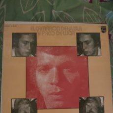Discos de vinilo: CAMARÓN DE LA ISLA. CANASTERA. LP. Lote 294115388