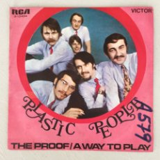 Discos de vinilo: PLASTIC PEOLE. THE PROOF. A WAY TO PLAY. Lote 294125958