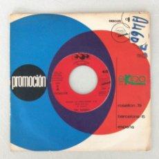 Discos de vinilo: THE RUGBYS. ROCKIN' ALL OVER AGAIN . JUDITHA GINA.. Lote 294127503