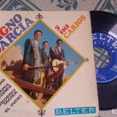 Discos de vinilo: E.P. ( VINILO) DE DIGNO GARCIA Y SUS CARIOS AÑOS 60. Lote 294127643