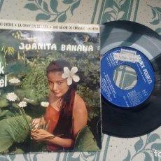 Discos de vinilo: E.P. ( VINILO) DE FRANCK POURCEL Y SU ORQUESTA AÑOS 60. Lote 294127898